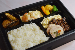 French Bento Box